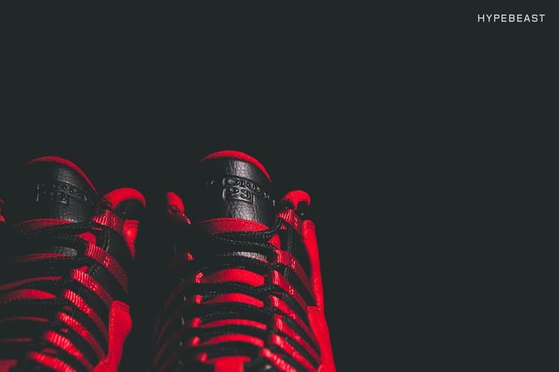 afb7a0b100a2 Air Jordan 10 Retro 30th Anniversary