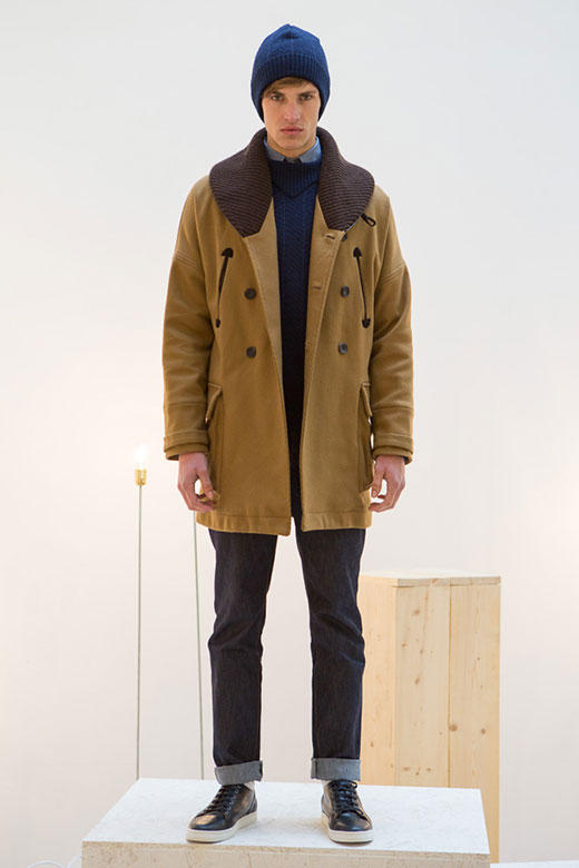 Commune de Paris 2015 Fall/Winter Lookbook