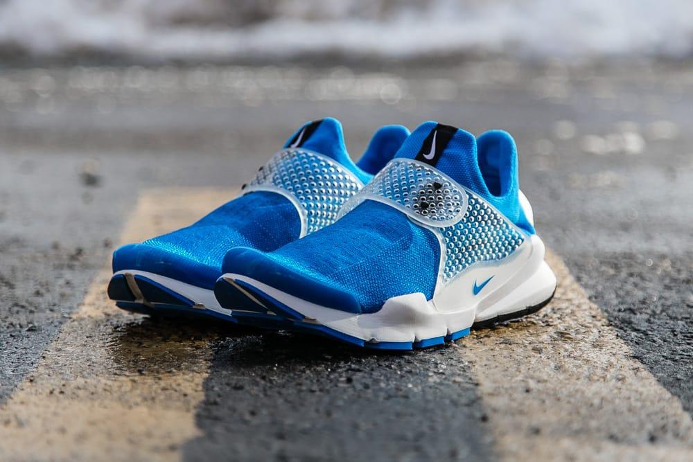 fragment design x Nike Sock Dart \