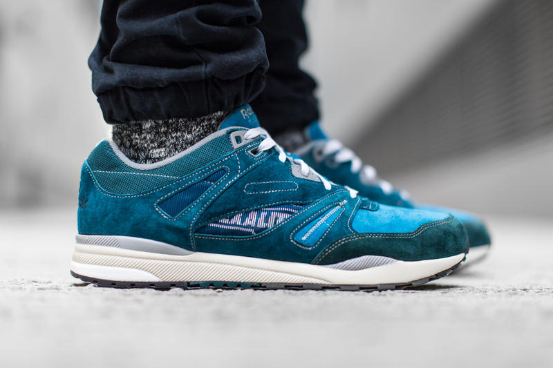 Garbstore x Reebok 2015 Spring/Summer Ventilator Shoes
