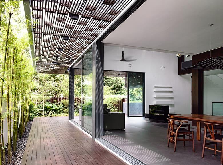 Greenbank Park by HYLA Architects