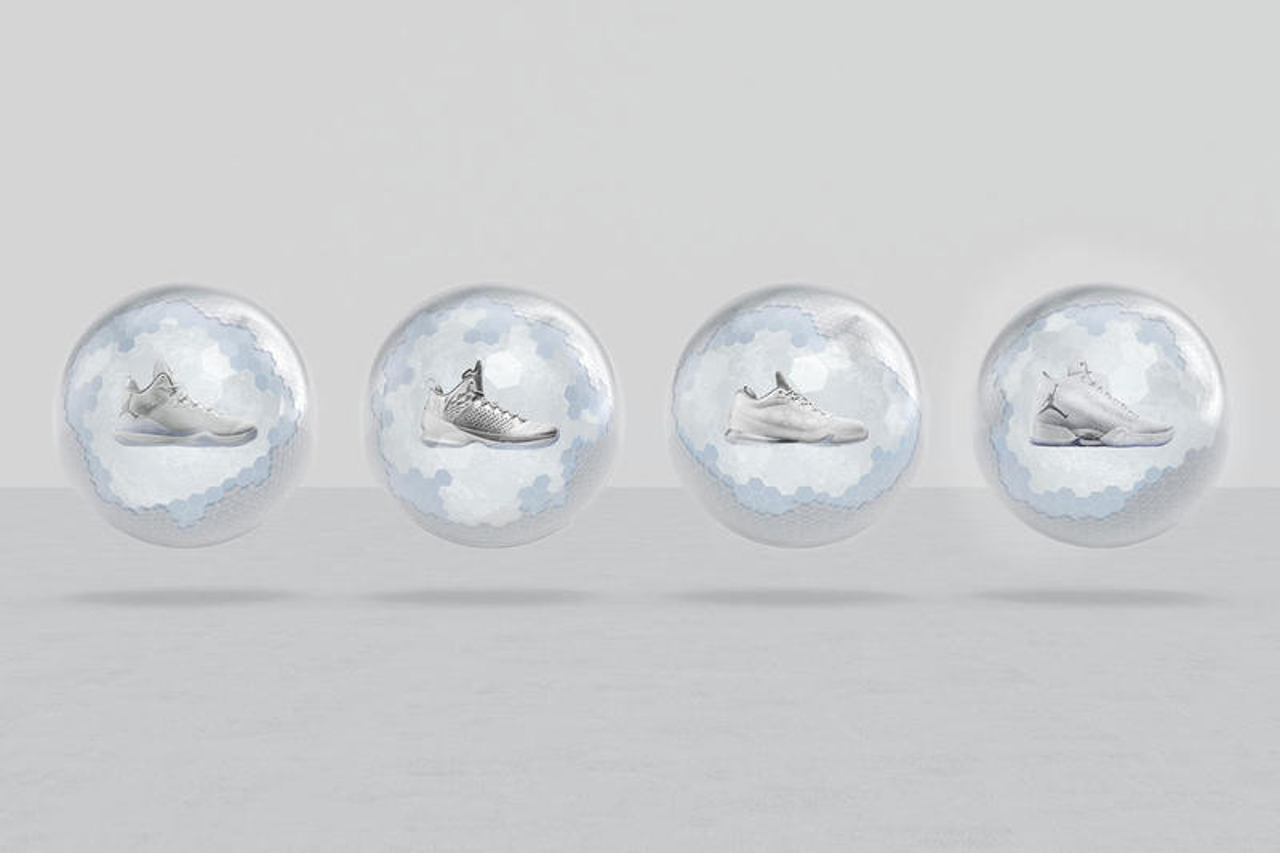 "Jordan Brand 2015 ""Pearl"" Collection"