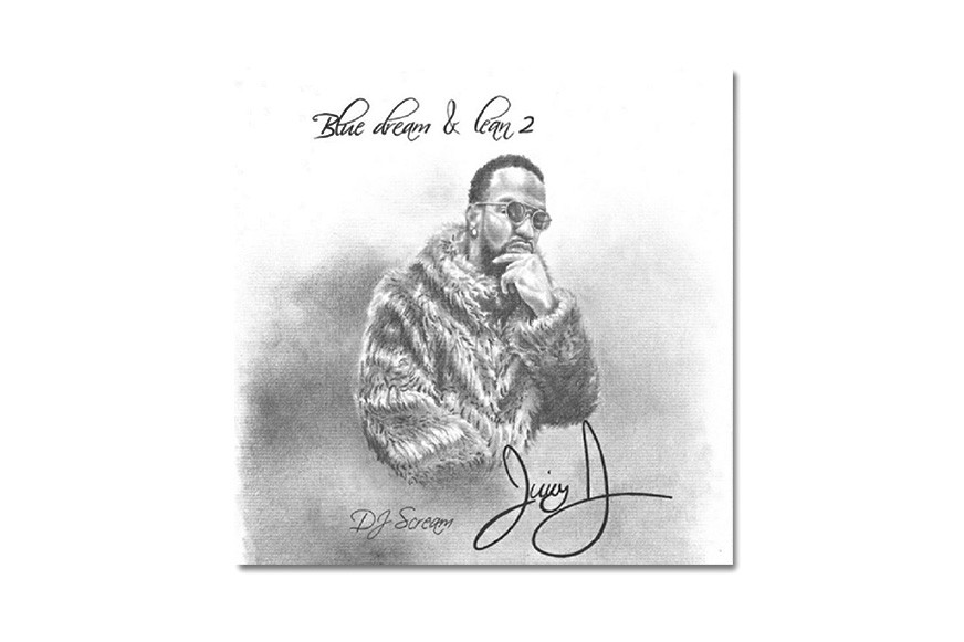 Juicy J – Blue Dream & Lean 2 (Mixtape)