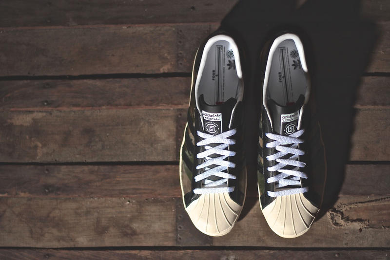 new arrival e462a fceef ... x adidas Originals Superstar 80s 84-LAB. CLOT unveils its latest shoe  collaboration with Kazuki Kuraishi and adidas Originals.