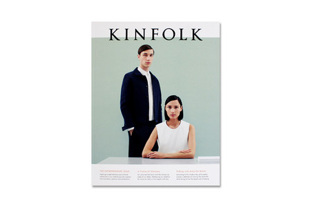 Kinfolk Volume 15: The Entrepreneurs Issue