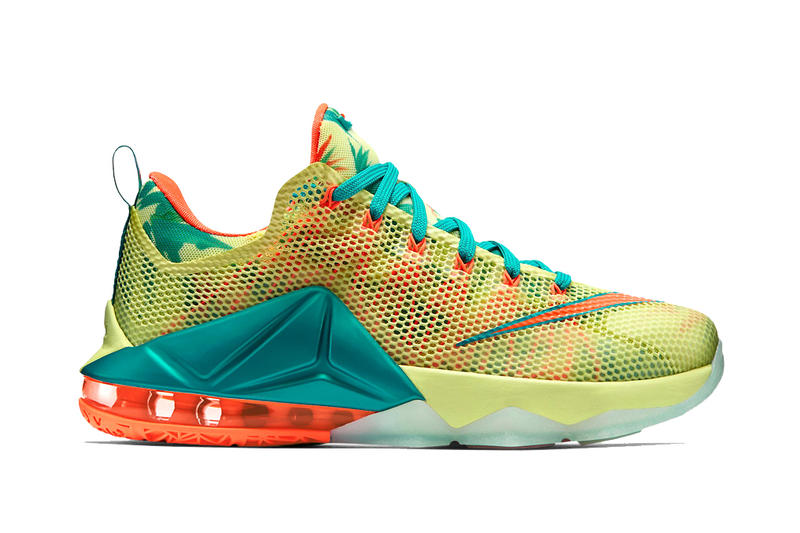 new product bc4a8 47d86 Nike LeBron 12 Low