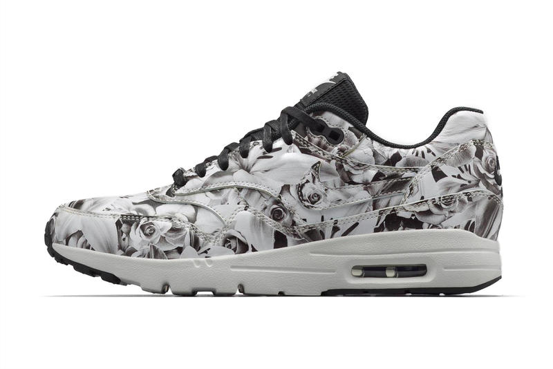new styles 74f95 76797 2014 s reigning floral style fad has been extended to the new year through  Nike s new Air Max