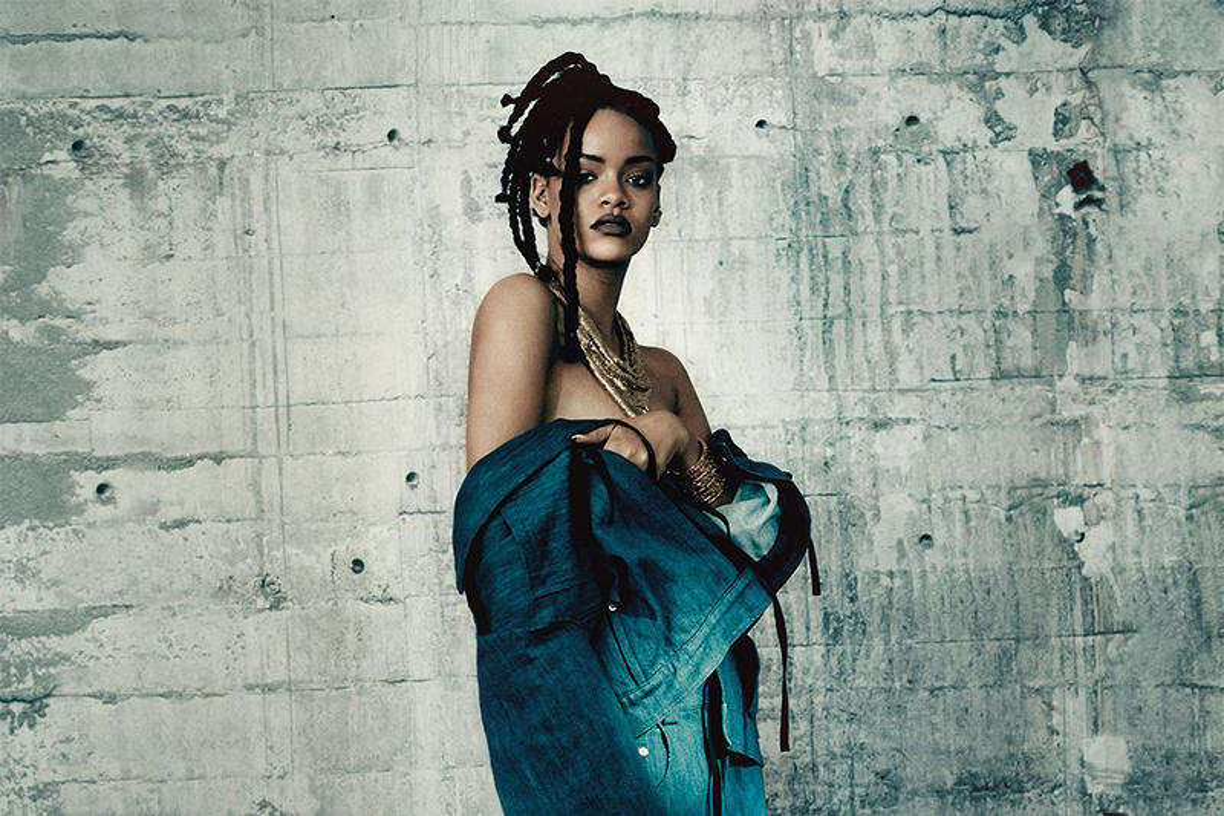 Rihanna's Full Editorial for i-D Magazine's 2015 Spring Music Issue
