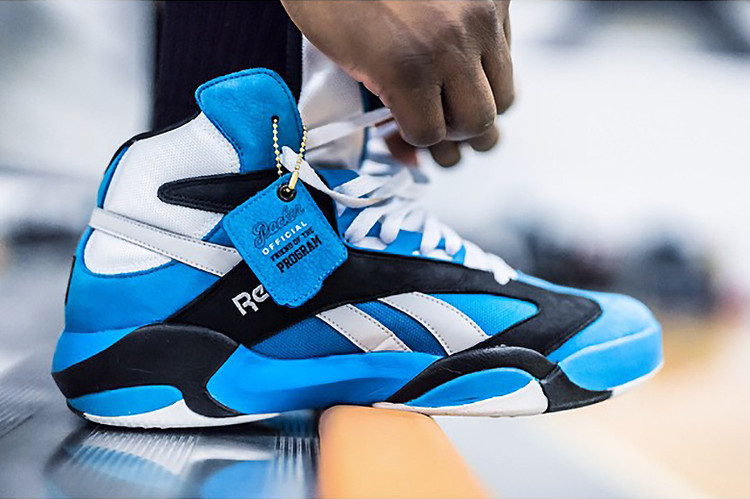 promo code 03b04 3131d Sneakersnstuff x Packer Shoes x Reebok Shaq Attaq