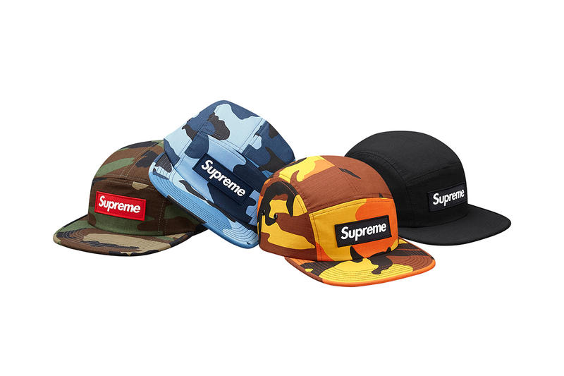 New York streetwear mainstay Supreme has released a glimpse to its 2015  spring summer headwear 5f412614385