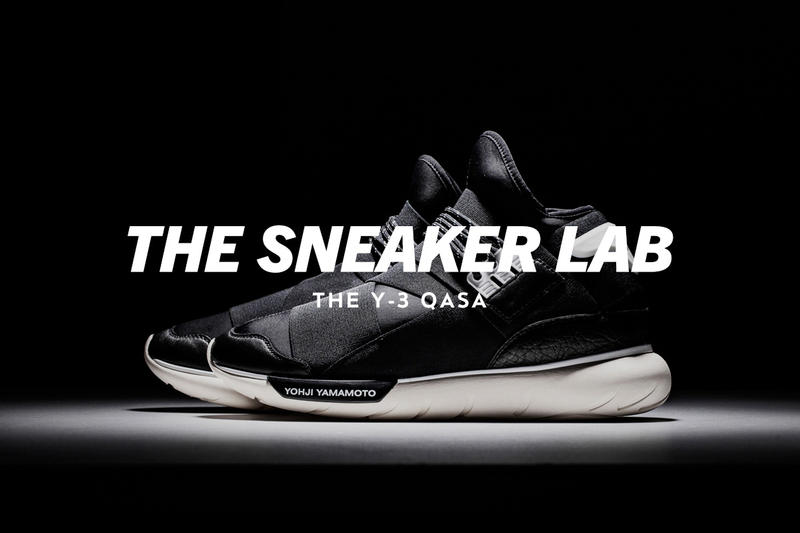 2d7f7f149 The Sneaker Lab by Andy Chiu  Breaking Down the Y-3 Qasa