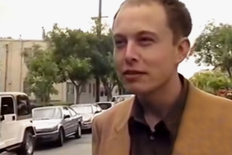Watch A Young Elon Musk Anxiously Wait For The Delivery Of His Mclaren F1 Hypebeast