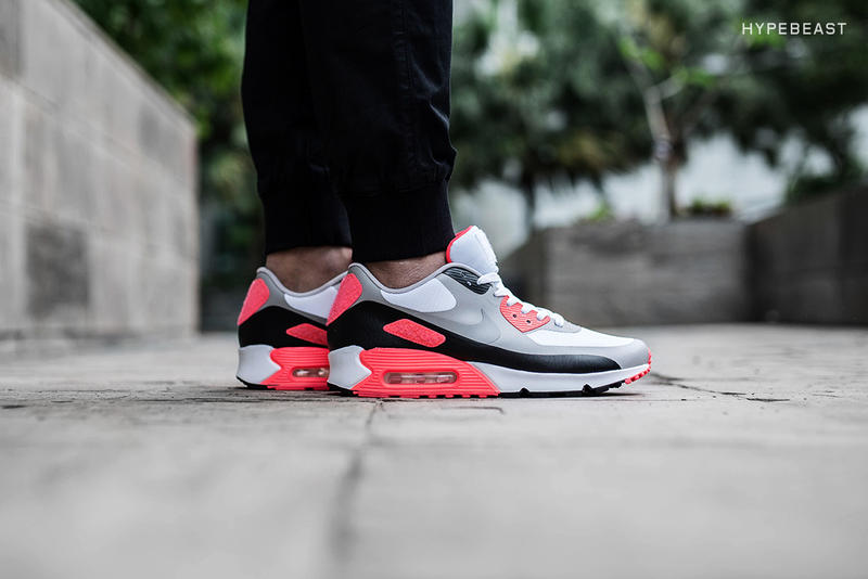 cheaper 7e313 d70cd The NikeLab Instagram account has afforded us a closer look at the upcoming Nike  Air Max 90 V SP