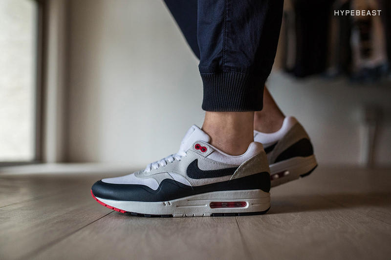 "sale retailer 90fc3 3b6da The classic and much-loved Nike Air Max 1 silhouette is being celebrated in  the V SP ""Patch"""