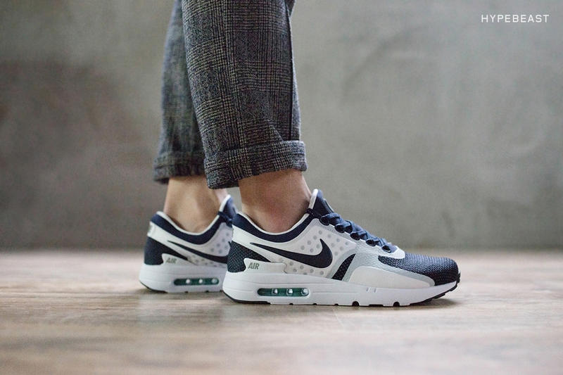 reputable site 8af9f 7c432 A Closer Look at the Nike Air Max Zero   HYPEBEAST
