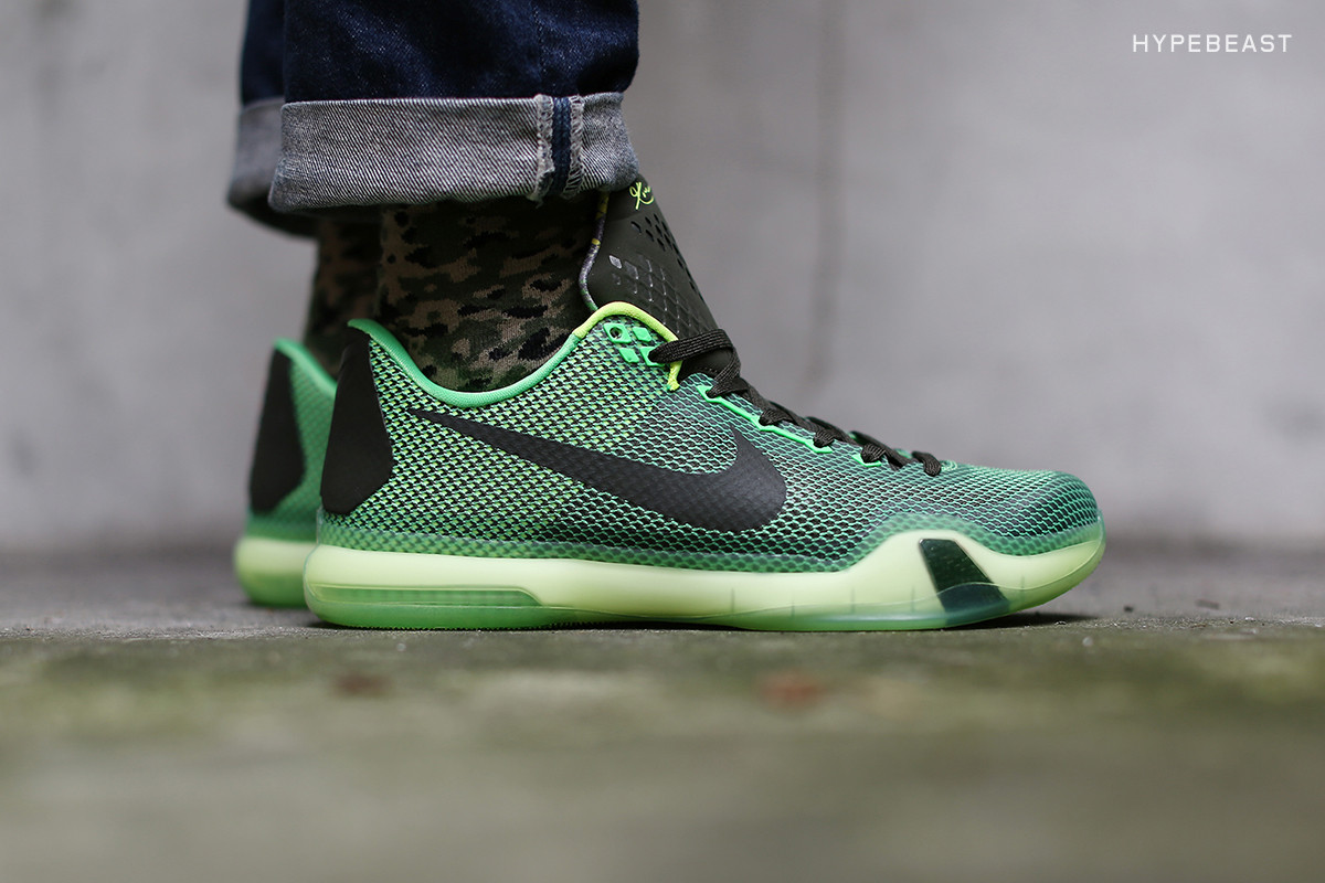 A Closer Look at the Nike Kobe X \