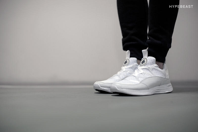 f2d6f5ea2b6c1 The heritage of Tinker Hatfield's legendary Huarache silhouette has  extended with NikeLab's