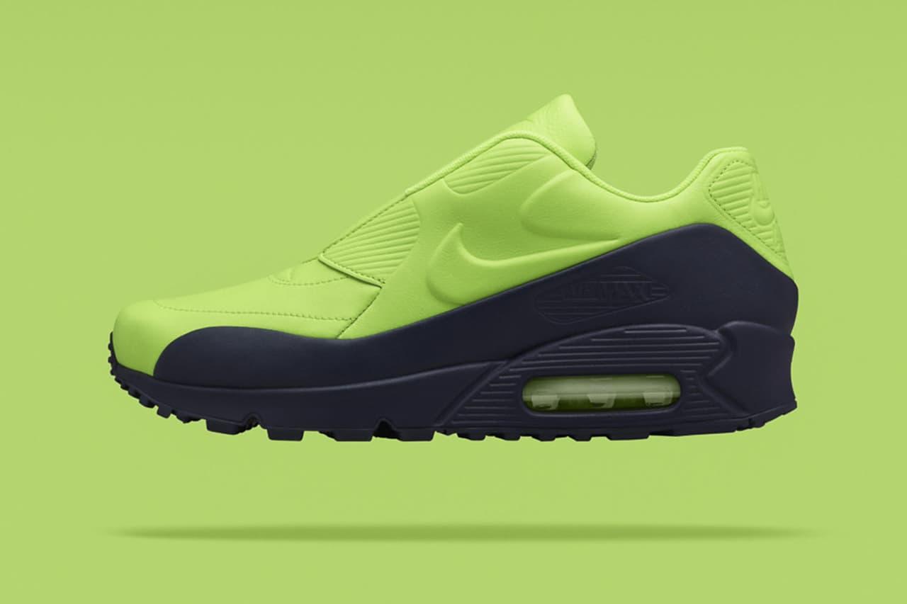 A Closer Look at the sacai x Nike Air Max 90