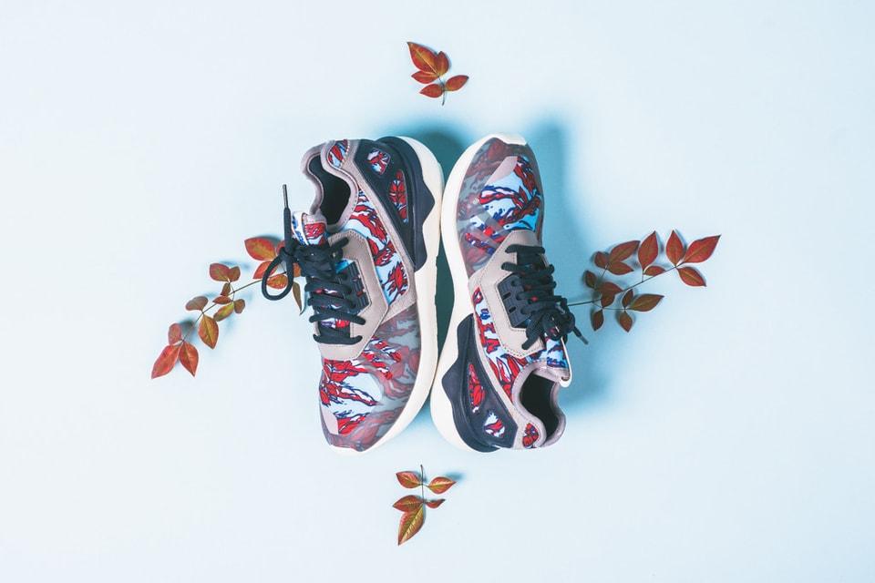 "adidas Originals Tubular Runner ""Red Seaweed Camo"""