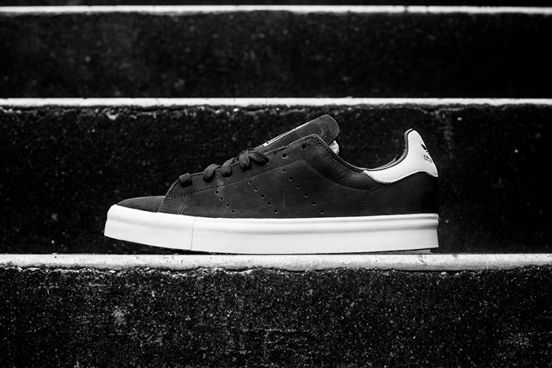 adidas Stan Smith Vulc Black/Black