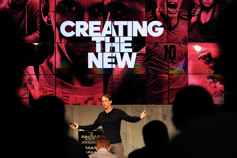 adidas Unveils Its 5-Year Growth Plan, Which Includes More Robots and Less Soccer