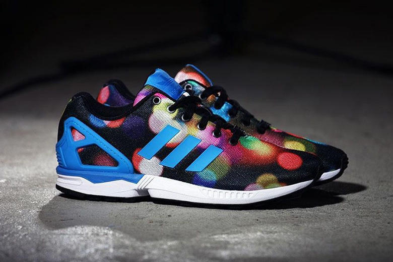 pretty nice 26bf9 4c9a0 adidas Originals continues to churn out new colorways for its wildly  popular ZX Flux silhouette for