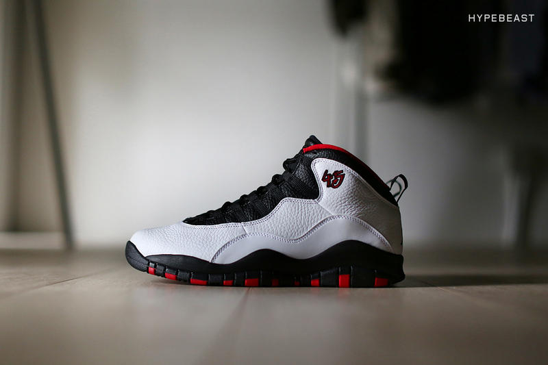 newest a9250 8d3ec Air Jordan 10 Retro 30th Anniversary