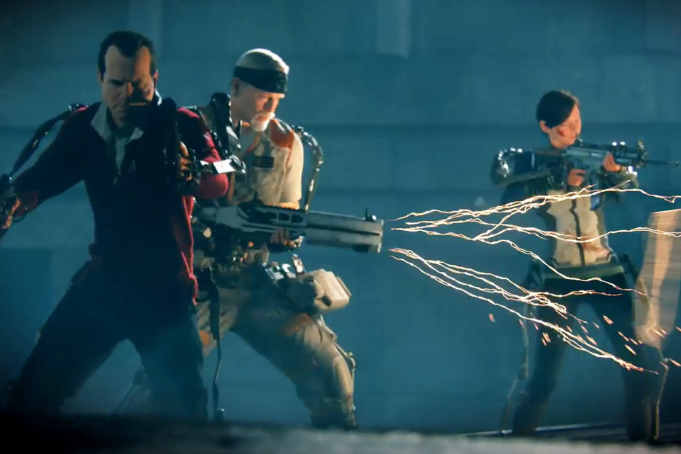 Call Of Duty Advanced Warfare Unveils Exo Zombies Infection In New Trailer Hypebeast