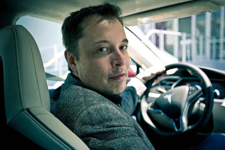 Elon Musk Believes That It'll Soon Be Illegal for Humans to Drive