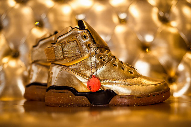 """huge selection of 4a12a de484 Fabolous and Teyana Taylor join Packer Shoes to create a limited edition Ewing  33 Hi """"Aloysius."""""""