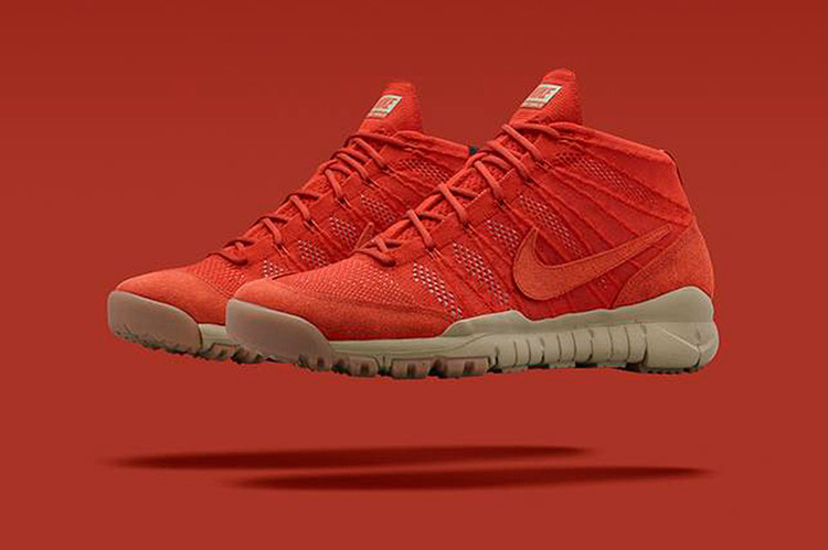 save off b6897 74c6c NikeLab Flyknit Trainer Chukka SFB Pack