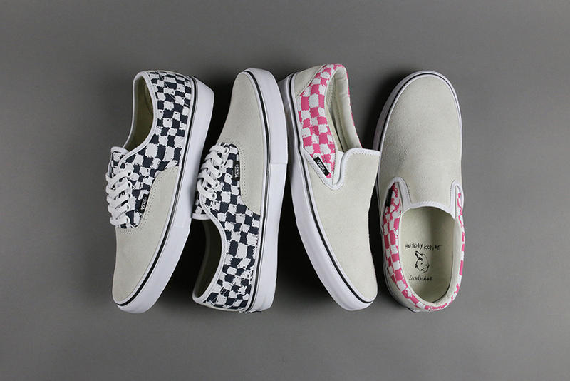 a54ee81a15 Harmony Korine x Vans Syndicate Pro