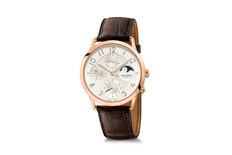 Hermès Releases the First Watch in 20 Years; the Slim d'Hermès