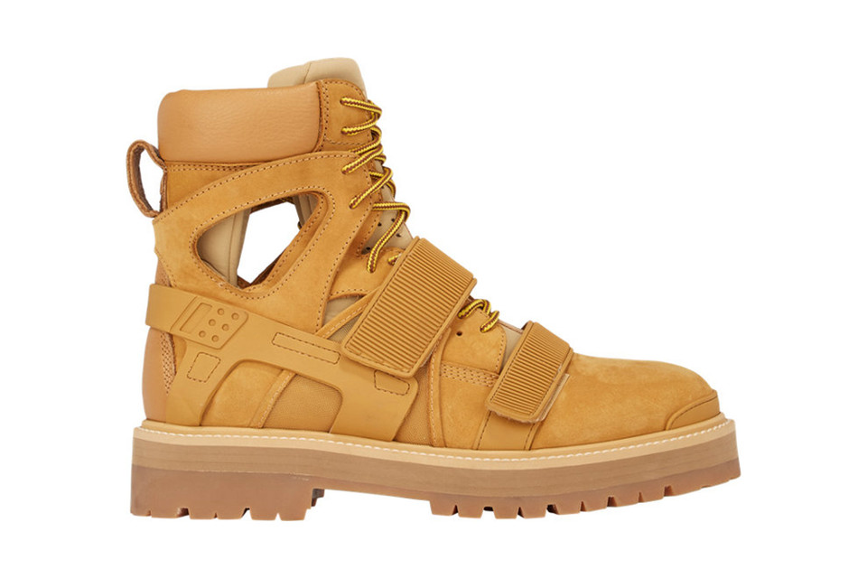 Hood By Air X Forfex Avalanche Boot Hypebeast