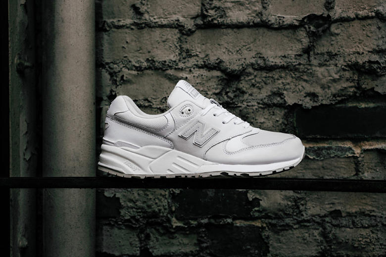 """info for 48645 4b4a1 New Balance has unveiled a clean all-white iteration of its 999 silhouette,  dubbed """"Whiteout."""""""