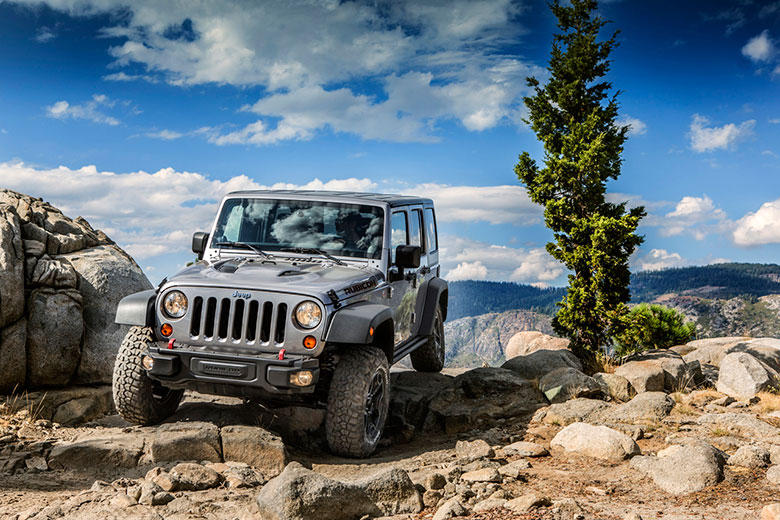 Next Generation Jeep Wrangler to include Diesel Engine and 8