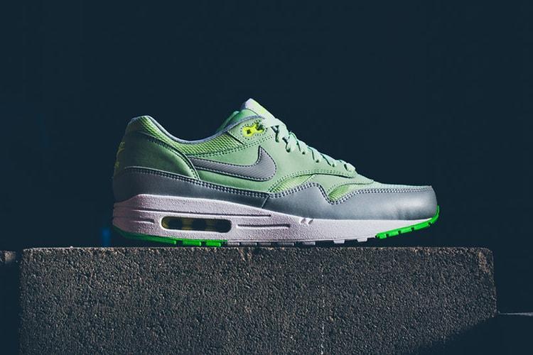 d9d3f11150 Nike Air Max 1 Essential Vapor Green/Green Mist