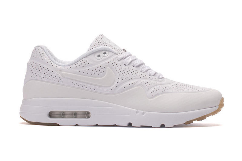 huge selection of 2d5c3 b4d10 ... 1 Ultra Moire White White. Hot off the heels from Air Max Day, Nike  continues to churn out iterations of its classic line of