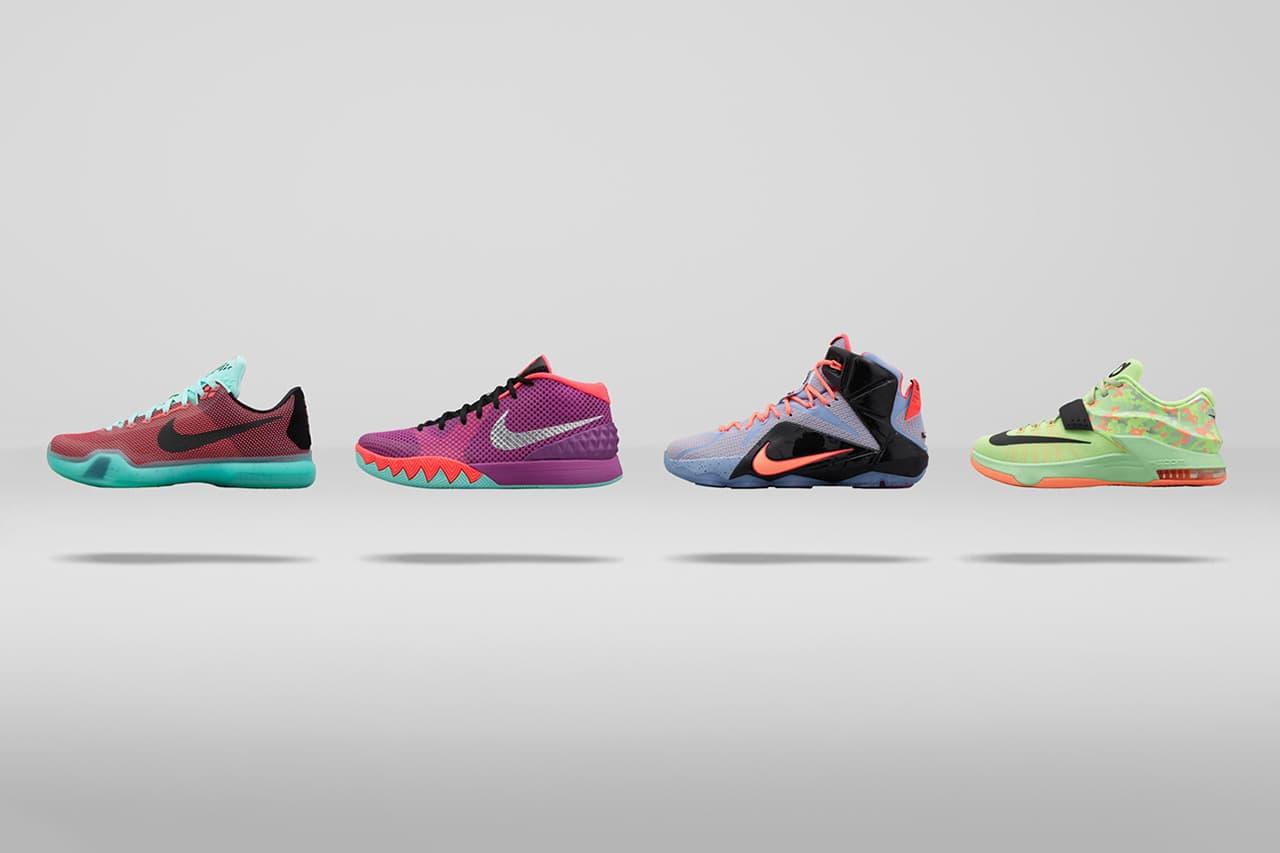 Nike Basketball 2015 Easter Collection