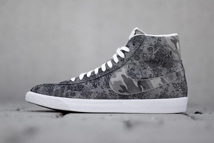 5eb67a4ae9a5a Nike Blazer Mid Premium Vintage