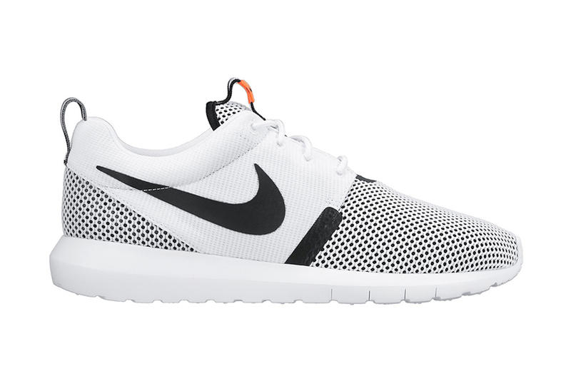 570ccfb6b4da Nike Roshe Run NM Breeze White Black-Hot Lava. Just in time for the  upcoming warmer months