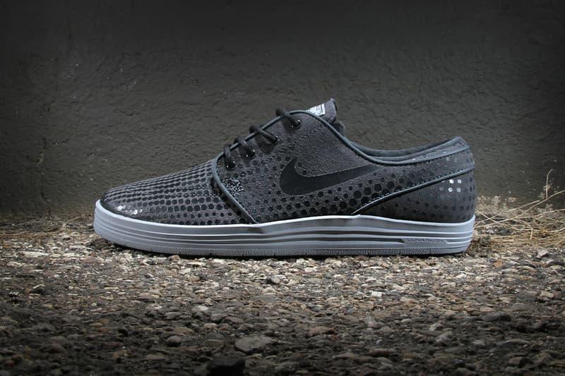 5bea952236fb Nike SB Lunar Stefan Janoski Anthracite Wolf Grey-Black