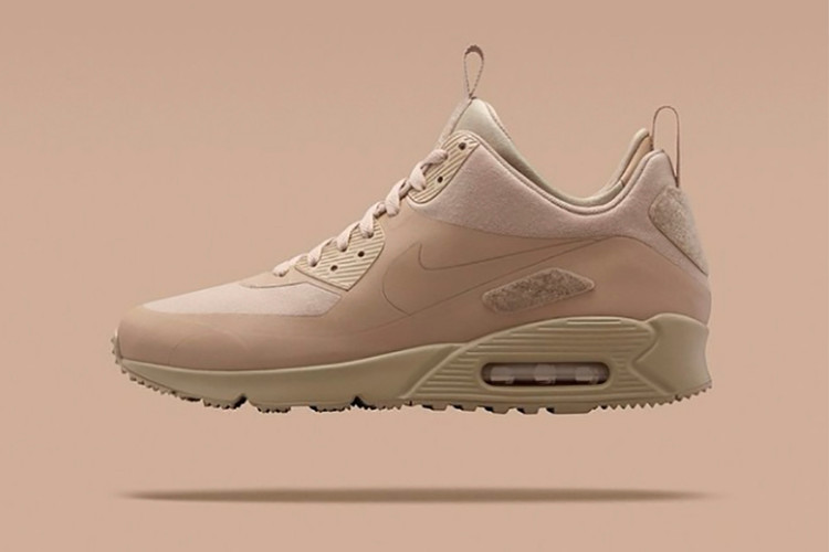classic fit 961c0 dc328 NikeLab Air Max 90 SneakerBoot Patch