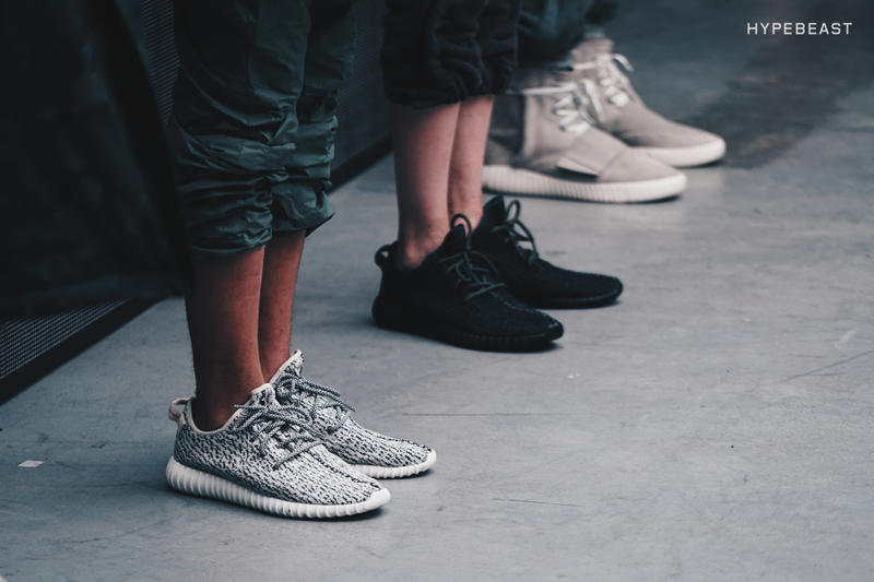 932a653b4076f Kanye West s collaboration with adidas Originals is one of the most  anticipated apparel releases of