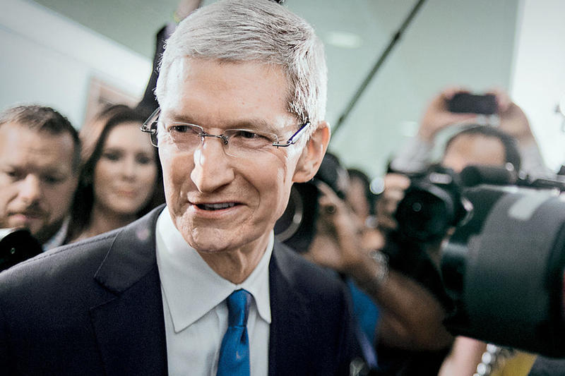 Tim Cook Talks to 'Fast Company' About Apple's Future
