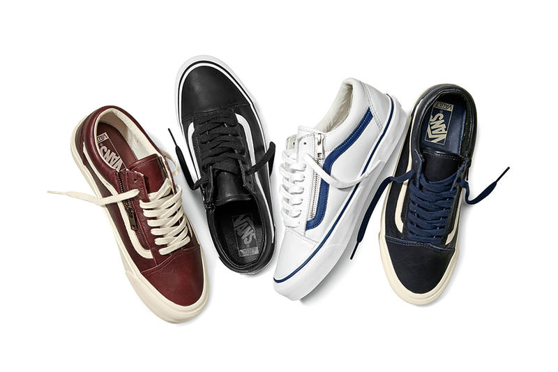 d58eed147734 Vault by Vans introduces four new colorways and a subtle premium update to  its iconic Old Skool