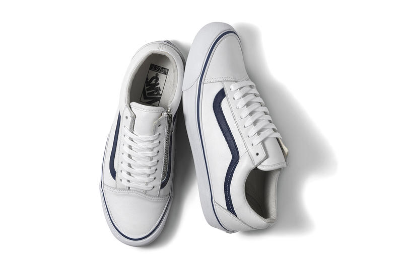 7f85522c0e68 Vault by Vans Introduces the Old Skool Zip LX