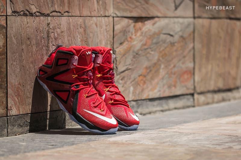 quality design 1163e 065cf A Closer Look at the Nike LeBron 12 Elite