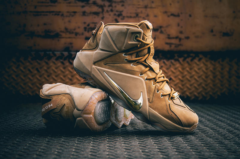 buy online 6d76e a8072 A Closer Look at the Nike LeBron XII EXT