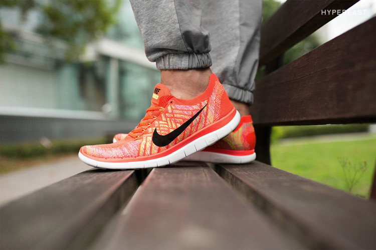 b6329a086cda A Closer Look at the Nike Free 4.0 Flyknit